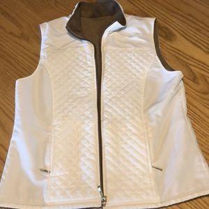 Reversible vest, size large